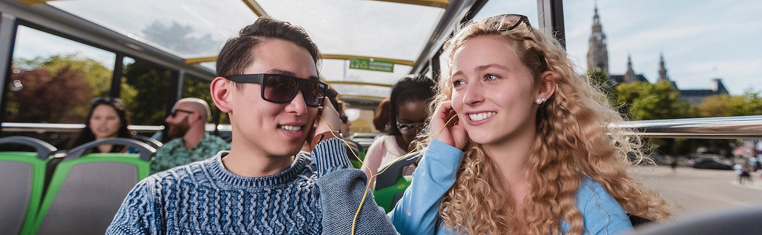 Hop on Hop off Sightseeing Tour in Vienna (c) VIENNA SIGHTSEEING TOURS/Maximilian Rosenberger