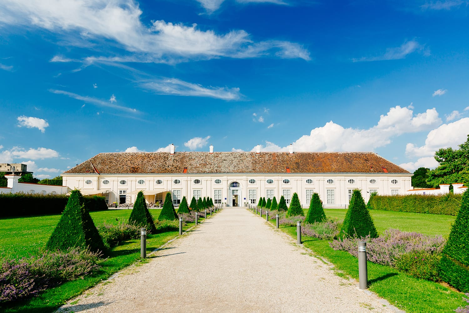 Augarten, the green oasis in the second district of Vienna (c) VIENNA SIGHTSEEING TOURS/Bernhard Luck