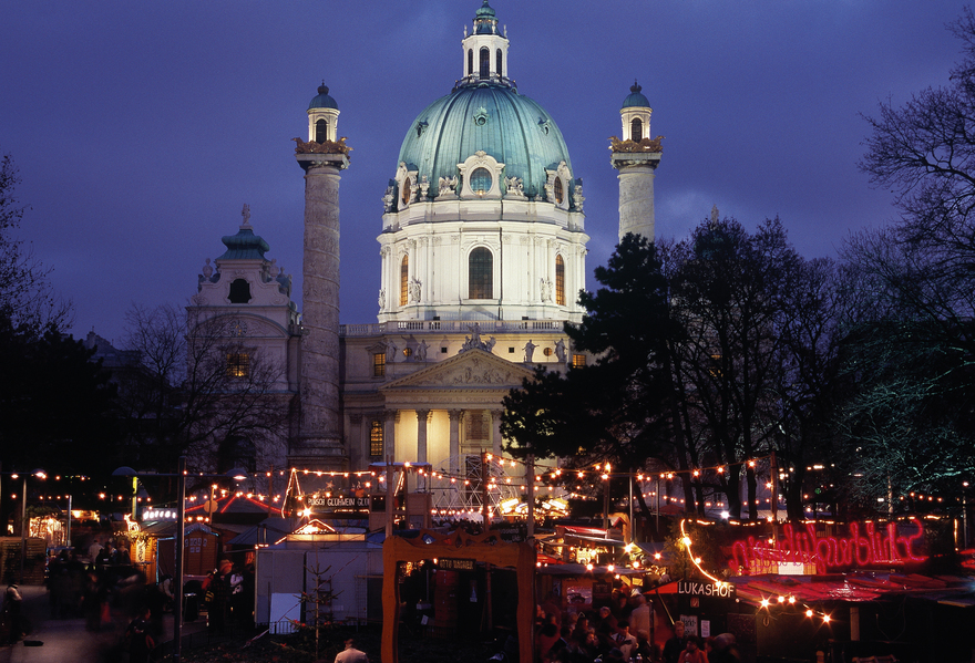 Vienna Christmas Market.Must See Christmas Markets I Vienna Sightseeing Tours