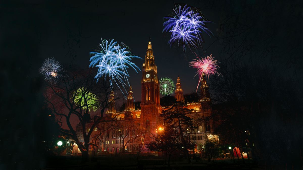 New Year's Eve In Vienna I VIENNA SIGHTSEEING TOURS